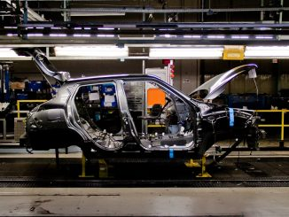 A Nissan Juke is prepared for wiring in Sunderland, England. Despite receiving nearly 1 billion GBP in corporate welfare over the years, Nissan UK is threatening to leave the UK if the government does not compensate any Brexit-related costs.