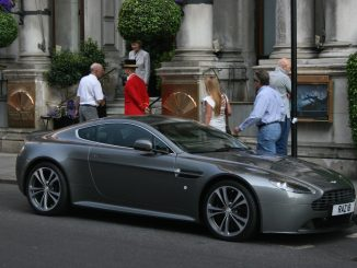 Aston Martin received nearly £6mn in funding from the Welsh government to open a plant in St Athan.