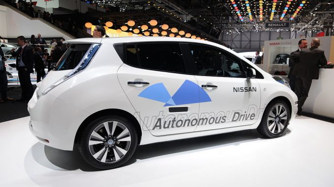 Nissan, makers of the all-electric Leaf and pioneers in driverless cars, reacted positively to the UK Autumn Budget 2017.